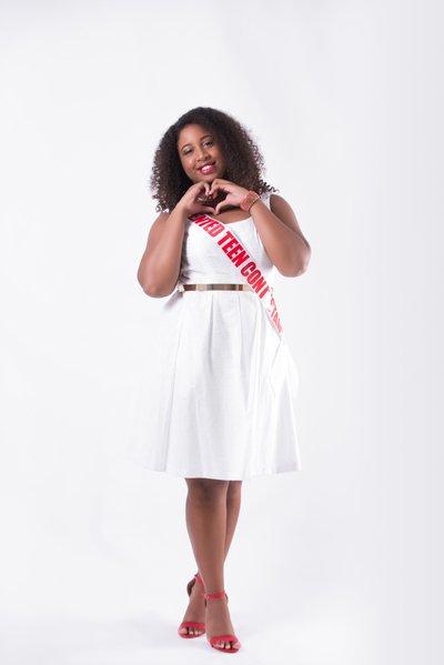 Severine Pradel Talented Teen Anguilla