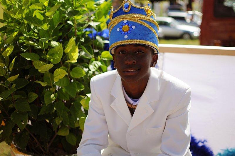 2017 Parade of Troupes Anguilla Junior Calypso