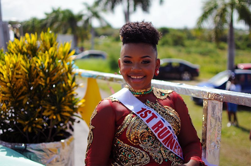 2017 Parade of Troupes Anguilla Diaz Mussington