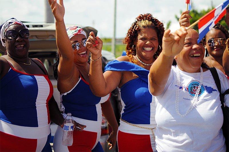 2017 Parade of Troupes Anguilla Dominican Republic