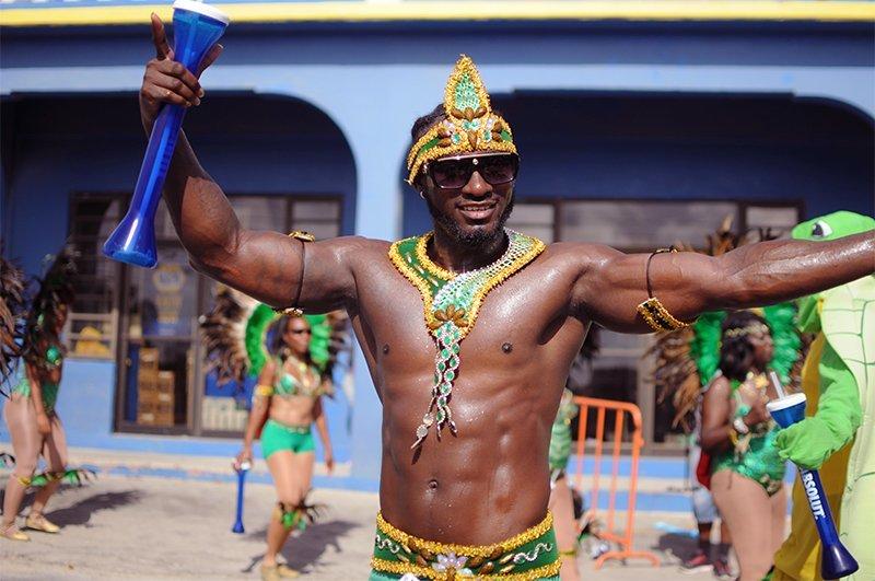 2017 Parade of Troupes Anguilla Duquaine Brooks