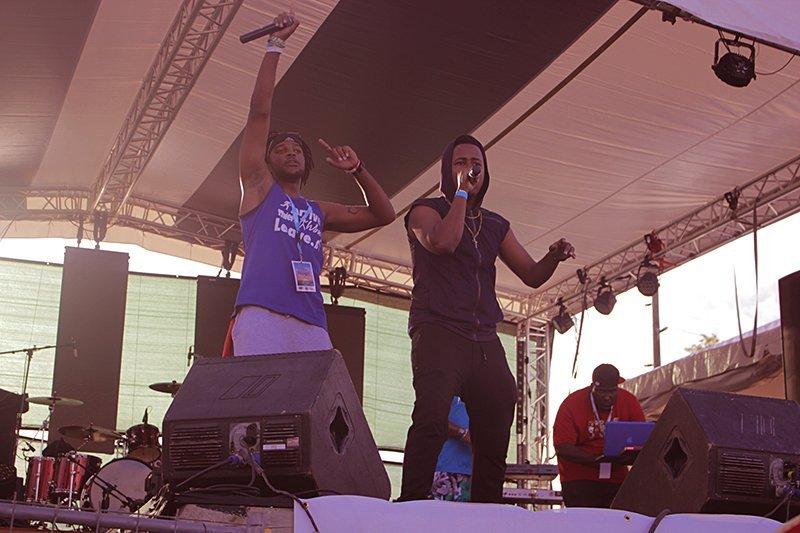 DJ King Kembe & King Rumer