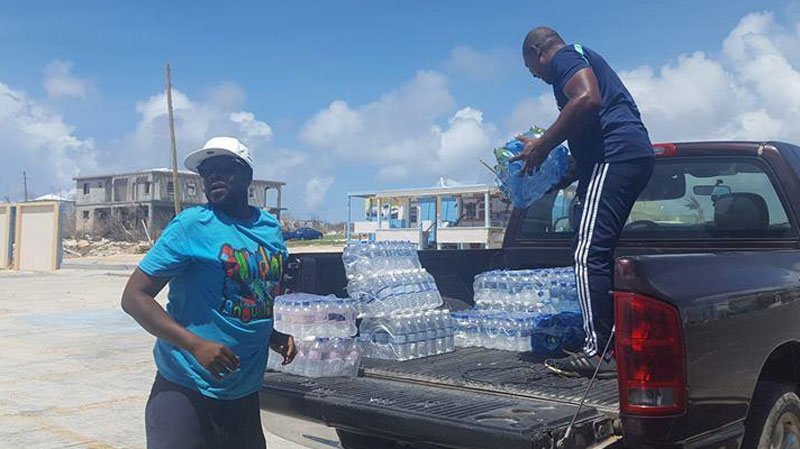 Yes She Can Anguilla Relief