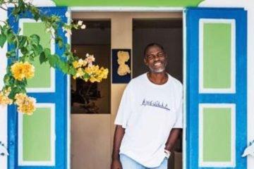 Cheddie Enterprises Anguilla 20th Anniversary Awards