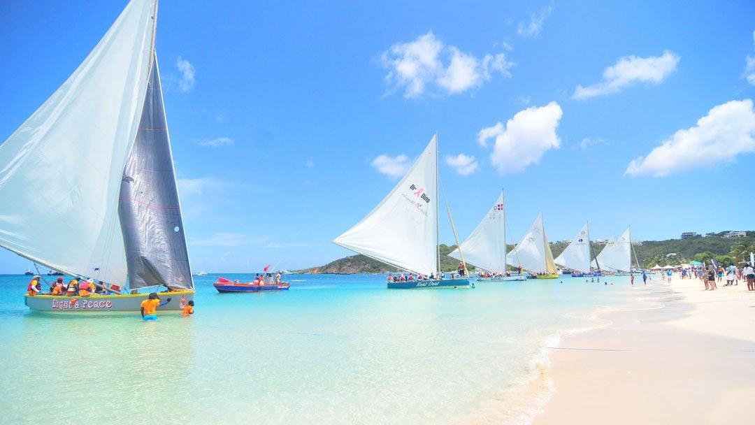 Go Anguilla Boat Race