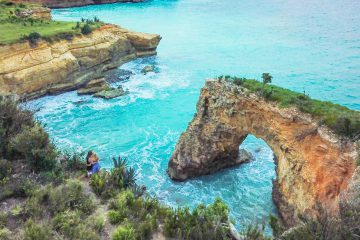 Breeze Turner, West End Arch Anguilla