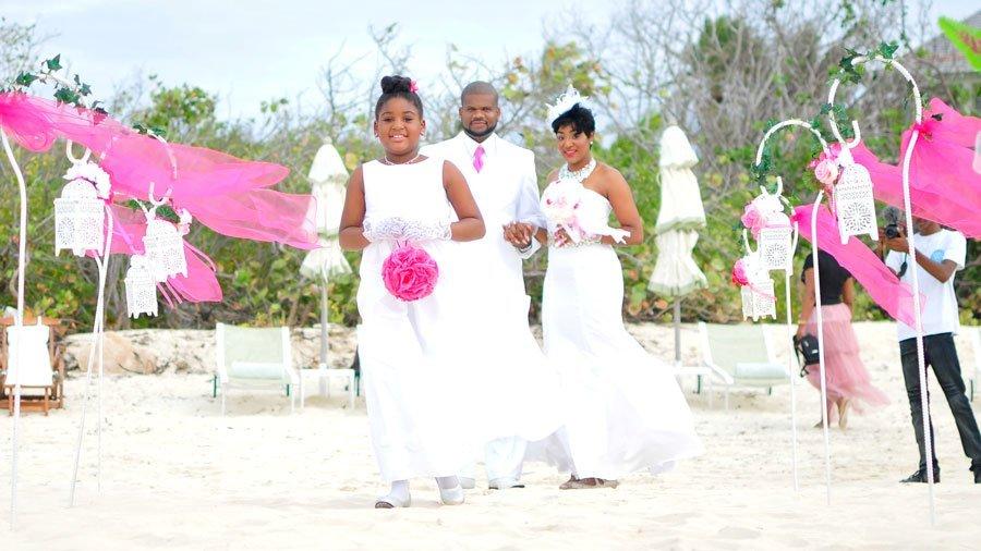 Santosha Estate Villa Anguilla Wedding
