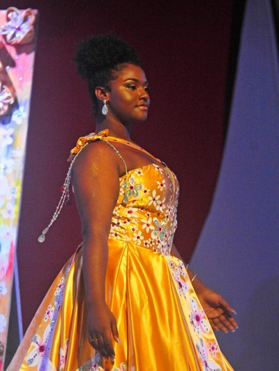 Charimsa Jones-Chin Miss Scotiabank Talented Teen 2018