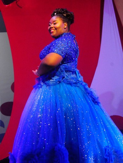 K-diyah Dubique Miss Scotiabank Talented Teen 2018