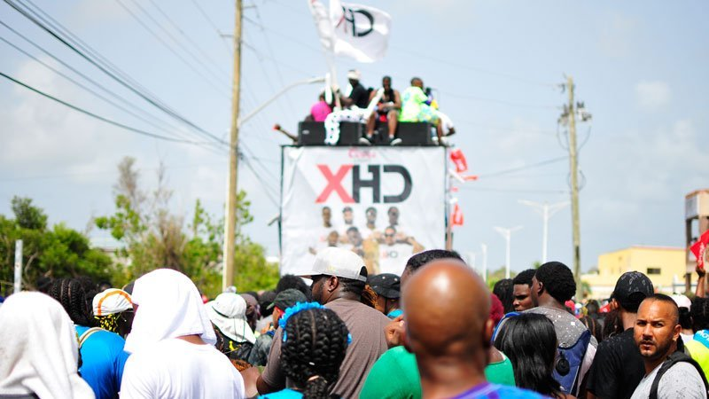 Exodus HD J'ouvert Anguilla Summer Festival 2018