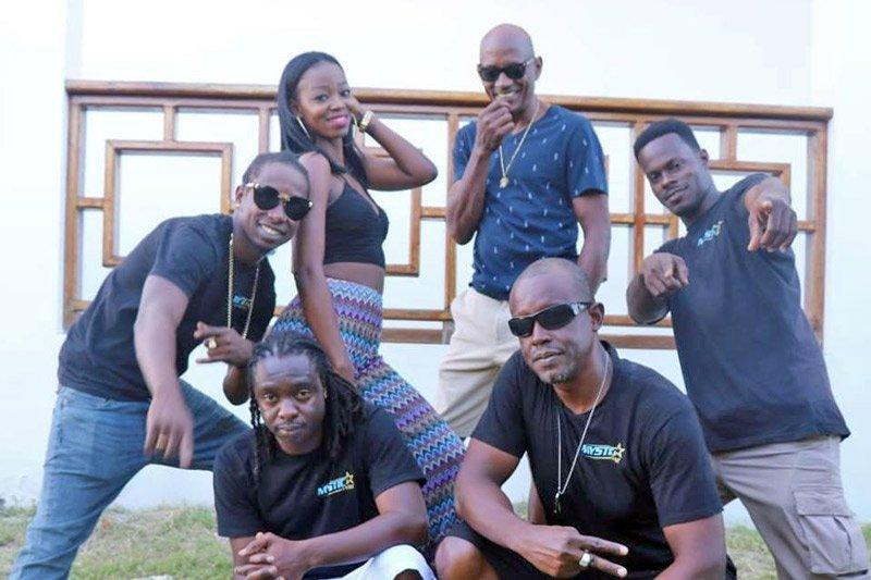 Mystic Vybz Band Anguilla