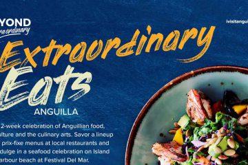 Extraordinary Eats Anguilla