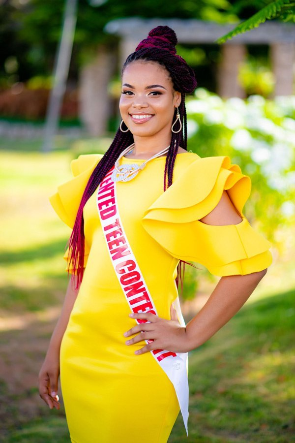 Miss Talented Teen Anguilla Danielle Connor