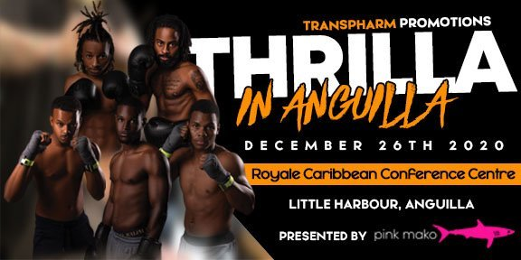 Thrilla in Anguilla Transpharm Boxing
